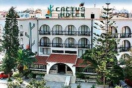 Cactus Hotel - Kypr, Larnaca,
