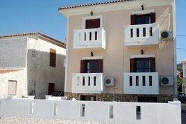 Hotel Christina - Řecko, Kokkari,