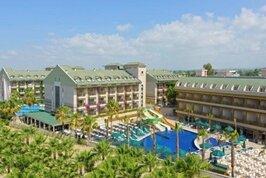 Can Garden Resort - Turecko, Colakli,