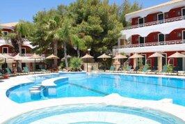 Vasilikos Beach Hotel - Řecko, Vassilikos,