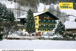 Hotel Sportalm - Rakousko, Bad Kleinkirchheim