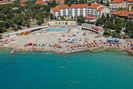 Hotel a depandance Lišanj - Chorvatsko, Novi Vinodolski,