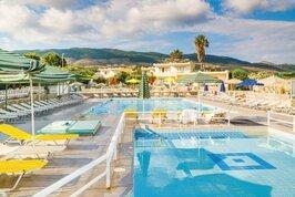 Niriides Beach Hotel - Řecko, Psalidi,