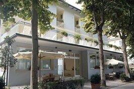 Hotel Blue & Silvie Rose - Itálie, Cesenatico,