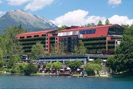 Park Hotel Bled - Slovinsko, Bled,