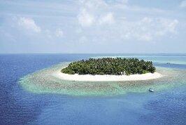 Malahini Kuda Bandos - Maledivy, Severní Male Atol,