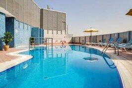 Park Inn By Radisson Hotel Apartments - Spojené arabské emiráty, Dubaj,