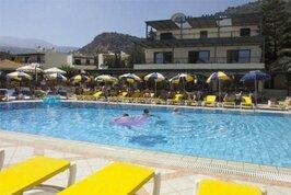 Anastasia Hotel - Řecko, Stalis,