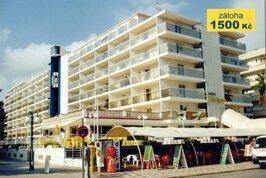 Riviera Hotel - Španělsko, Santa Susanna,