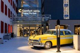 Comfort Hotel Prague City East - Česká republika, Praha