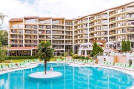 smartline Madara Hotel - Bulharsko, Zlaté písky,