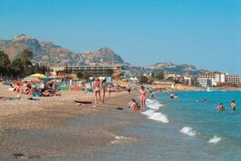 Villaggio Alkantara - Itálie, Giardini Naxos