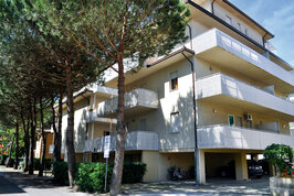 Apartment Villa Rosanna - Itálie, Bibione,