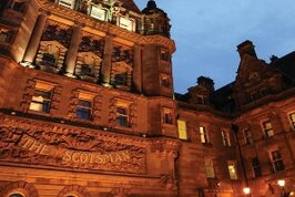 Hotel The Scotsman Edinburgh