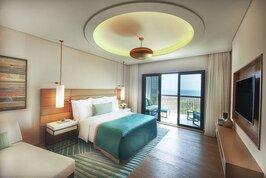 Hotel Intercontinental Fujairah Resort - Spojené arabské emiráty, Fudžajra (město)