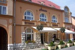 Atrium Hotel - Maďarsko, Harkány
