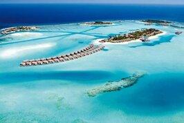 Anantara Veli Resort & Spa - Maledivy, Jižní Male Atol