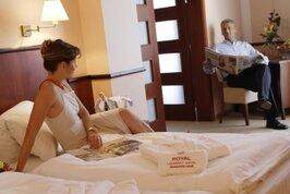 Lázeňský hotel Royal - Česká republika, Mariánské Lázně