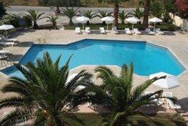 Leonidas Hotel & Studios - Řecko, Lambi,