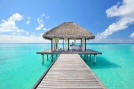 Kuramathi Island Resort - Maledivy, Ari Atol,