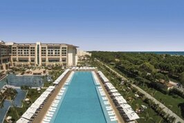 Regnum Carya Golf & Spa Resort - Turecko, Belek,