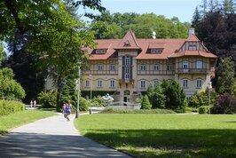 Hotel Jestřábí - Česká republika, Luhačovice
