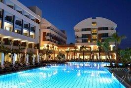 Port Side Resort - Turecko, Side