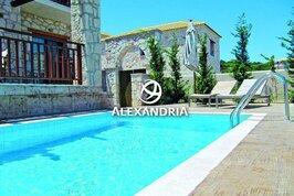 Azure Luxury Villas - Řecko, Planos,