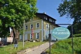 Penzion Pod Pralesem - Česká republika, Zátoň