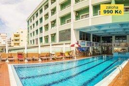 Hotel Vivas - Albánie, Durrës město,