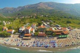 Hotel Savojo - Černá Hora, Petrovac