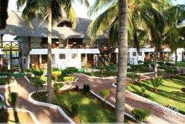 Paradise Beach Resort - Tanzanie, Uroa