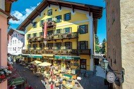 Sporthotel Lebzeiter - Rakousko, Kaprun - Zell am See