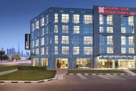 Hilton Garden Inn Al Mina - Spojené arabské emiráty, Dubaj,
