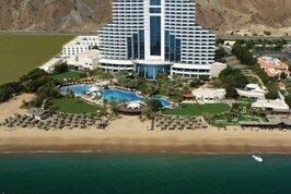 Le Meridien Al Aqah Beach Resort - Spojené arabské emiráty, Fudžajra (město)