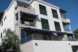 Apartmány Vila Elvíra - Chorvatsko, Omiš,