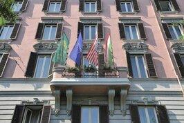 Mecenate Palace - Itálie, Řím,