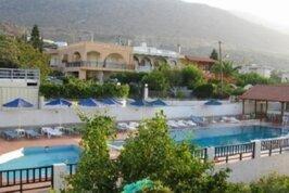 Dimitra Hotel - Řecko, Kokkini Hani,
