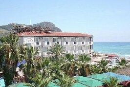 Palmiye Beach Hotel - Turecko, Alanya