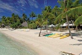 InterContinental Bora Bora Le Moana Resort - Francouzská polynésie, Bora Bora,