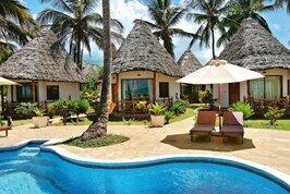Hotel Sultan Sands Island Resort - Tanzanie, Kiwengwa
