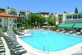 Club Gardenia Beach - Turecko, Okurcalar