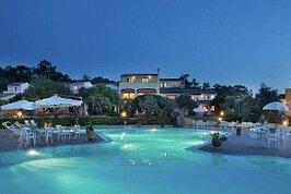 Hotel Airone - Itálie, Baja Sardinia