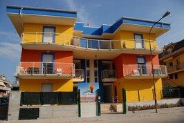 Residence Playa Martin - Itálie, Martinsicuro