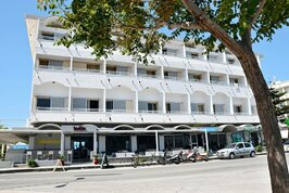 Hotel Zephyros - Řecko, Stalis,