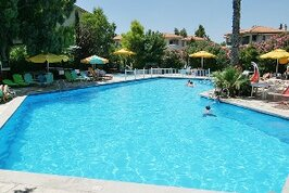Hydrele Beach Hotel & Village - Řecko, Pythagorion,