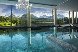 Grand Hotel Kempinski High Tatras - Slovensko, Štrbské pleso
