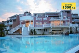 Gerakas Belvedere Luxury Suites - Řecko, Vassilikos,
