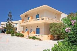 Fragiskos Hotel - Řecko, Matala