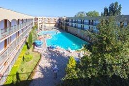 Amfora Hotel - Bulharsko, Slunečné pobřeží